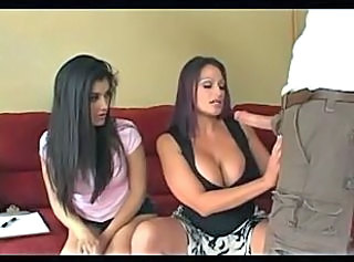 Bisexual Strapon Threesome