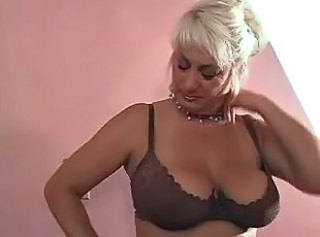 Big Tits Lingerie Mature Natural