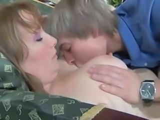 Big Tits Granny Kissing Mature Mom Redhead Russian