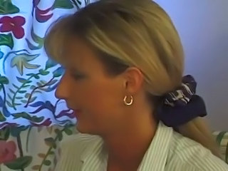 Amateur Blonde Allemand MILF