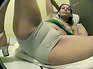 Amateur Brunette Cute Flexible Teen