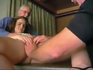 Amateur Cute Old and Young Teen Threesome Young
