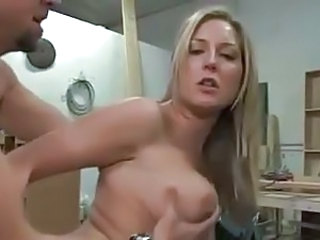 Dirty girl beside go to ground boots fucked beside her pussy