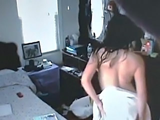 Sister caught undressing - xHamster.com