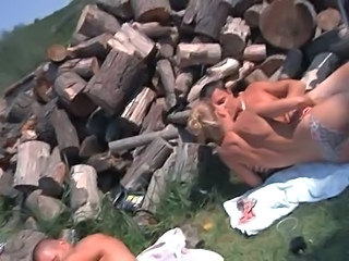 Groupsex Hardcore Kissing Outdoor Party Teen