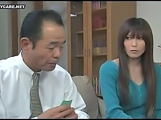 Japanese Wife Was Fucked by Husband s Boss 2