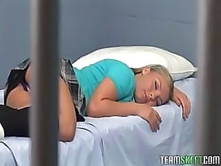 Ass Babe Pornstar Prison Skirt Sleeping