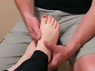 Feet Massage MILF