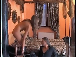 Italian Transsexual  Karol Bonkar  and friends