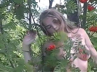 Amateur Cute Natural Nudist Russian Teen