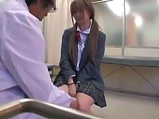 Amazing Doctor Pornstar Skirt Student Teen Uniform Young