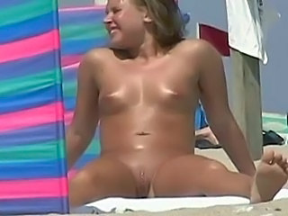 Beach Nudist Outdoor Russian Teen Voyeur