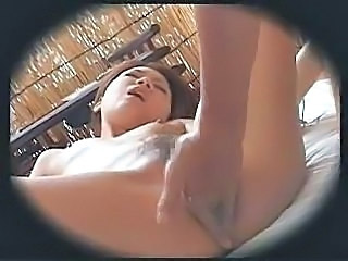 Asian Beach Hairy  Massage Masturbating MILF Outdoor Pussy Voyeur