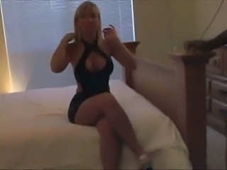 Big Tits Blonde Wife
