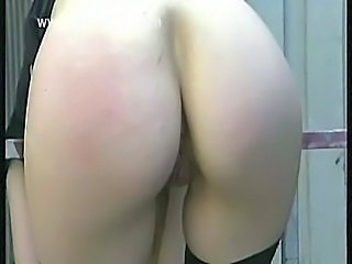 Ass MILF Pussy Shaved Stockings