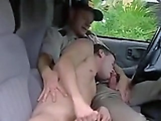 Yes Officer - Gay sex video -