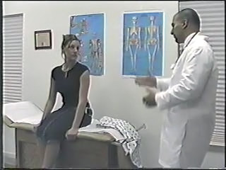 News Reporter takes us to her GYN doctor's appointment