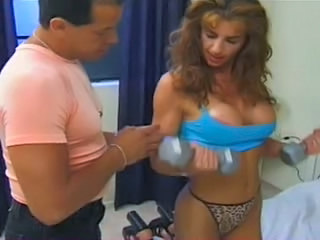 Big Tits MILF Muscled