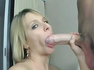 Amateur Big cock Blonde Blowjob Cute Handjob Teen