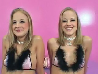 Cherish and Cali hot twins