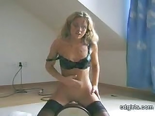 Best sybian orgasm ever!