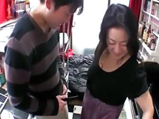 Amateur Chinese Mature