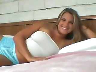 Babe Cute German Natural Wife