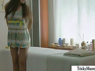 Cute Massage Teen