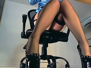 MILF Office Pornstar Secretary