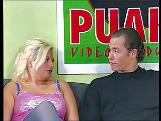 Anal Big Tits Blonde European German Mature