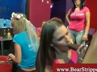 Amateur Blowjob CFNM Handjob Party