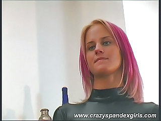 Cynthia In Fetish For Crazyspandexgirls