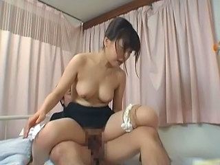Japanese Female Doctor Gets Some Hot Sex Part1