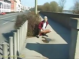 Pissing By The Side Of The Road