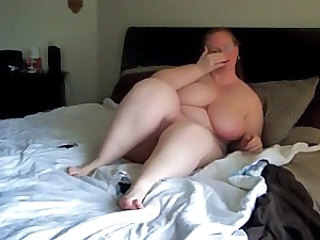 More of pale BBW i met online