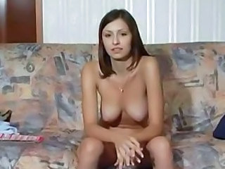 Amateur Russian SaggyTits Teen