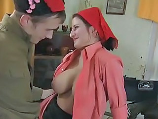 Big Tits Fantasy MILF Natural Russian