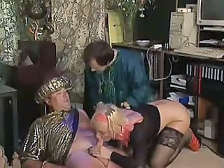 Blowjob Clothed Fantasy Fisting MILF Stockings Vintage