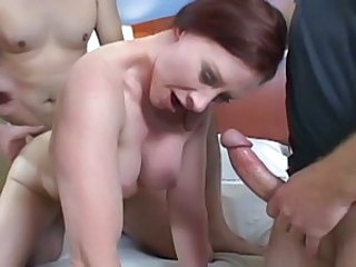 Anal Big cock Blowjob Doggystyle Mature
