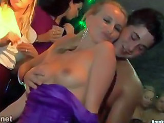 Drunk Hardcore MILF Party