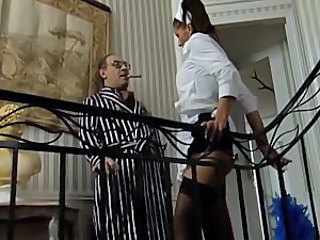 European Fantasy Italian Maid MILF Old and Young Vintage