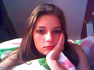 French Girlfriend Webcam Young