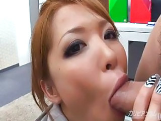 Anal Asian Blowjob Japanese Office Pornstar