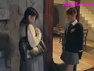 Bisexual Japanese Strapon Teen