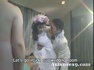 Amateur Asian Bride Cute Japanese Teen