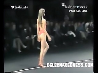Celebnakedness models nude on the runway and seethroughs 3