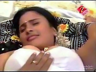 Telugu house wife first night hot bed room scene - cinekingd free