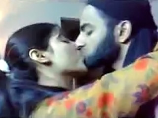 Amateur Indian Kissing Teen