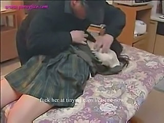 Japanese dad molested sleeping teen  free