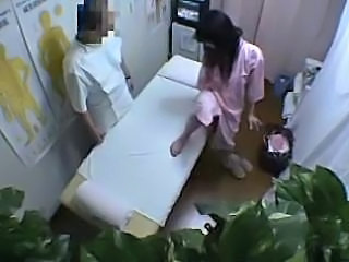 Asian  Massage Teen Voyeur